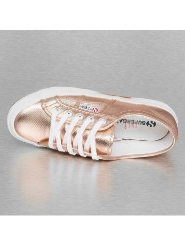 Superga Mujeres Zapatillas de deporte 2750 Cotmetu in rosa