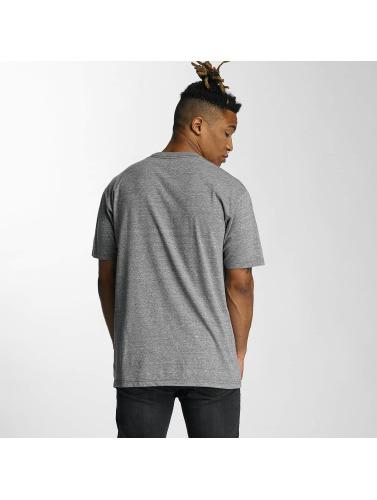 Supra Hombres Camiseta Above in gris