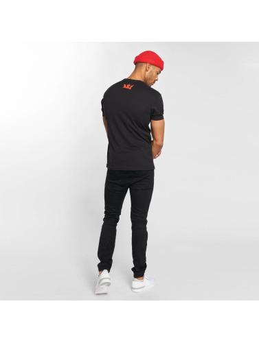 billig komfortabel fasjonable online Supra Menn I Svart Filt Markør Shirt rabatt billig pris rabatt populær kp0WfgiR