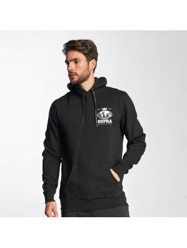 Supra Herren Hoody Internations in schwarz