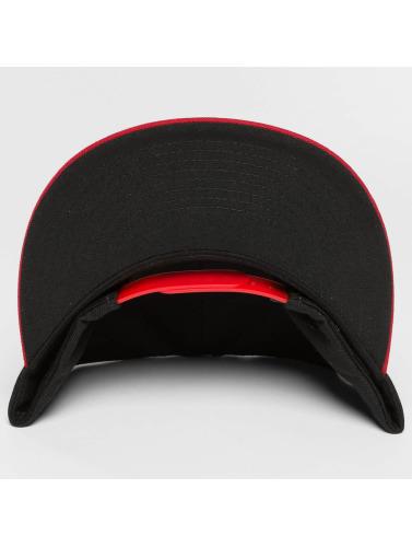 Supra Snapback Cap Above in schwarz