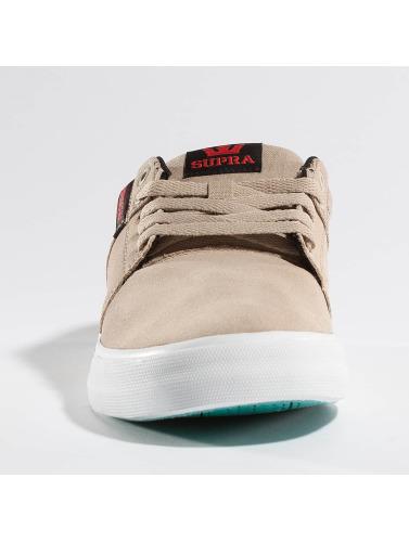 beige Supra Herren in II Vulc Stacks Sneaker Herren Supra Sneaker Stacks FxwOFqrv