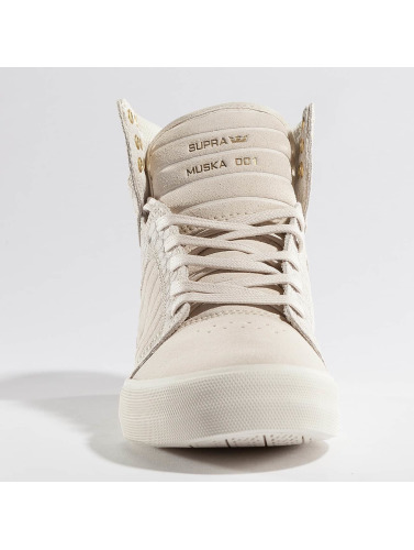 Supra Damen Sneaker Skytop in beige