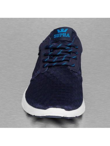 Supra Herren Sneaker Hammer Run in blau Günstig Kaufen Suche Verkauf Neueste Offizielle Günstig Online Preiswerter Preis Fabrikverkauf NWYO2ioLty