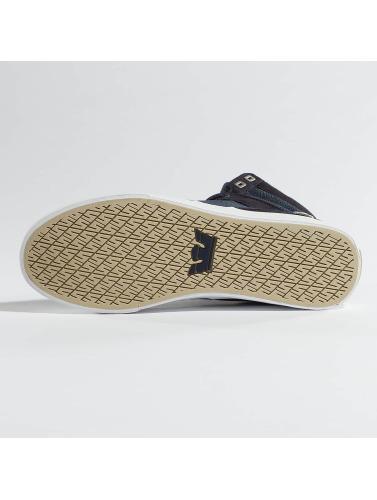 Supra Herren Sneaker Aluminium in blau