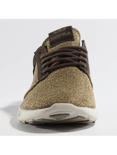Supra Herren Sneaker Hammer Run in braun