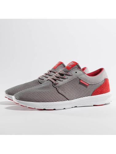 Supra Herren Sneaker Hammer Run in grau
