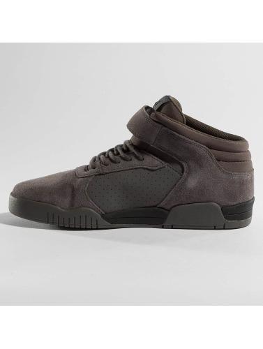 Supra Herren Sneaker Ellington Strap in grau