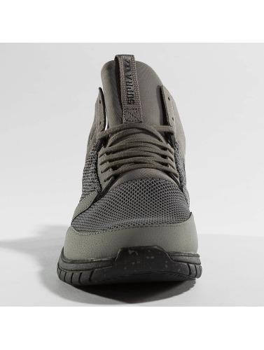 Supra Herren Sneaker Method Sneakers in grau