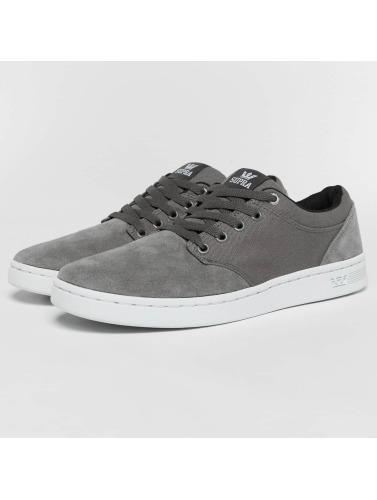 Supra Herren Sneaker Chino in grau
