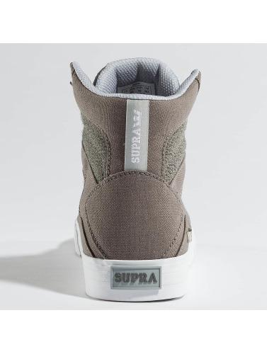 Supra Herren Sneaker Aluminium in grau