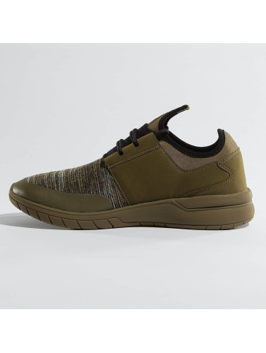 Supra Herren Sneaker Flow Run in olive