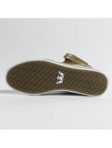 Supra Herren Sneaker Vaider in olive