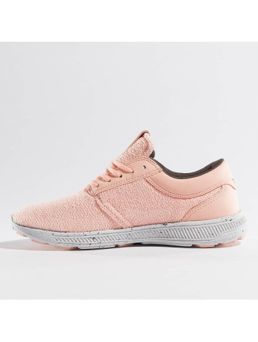 Supra Damen Sneaker Hammer Run in rosa