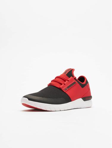 Supra Herren Sneaker Flow Run in rot