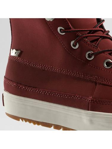 Supra Herren Sneaker Oakwood in rot