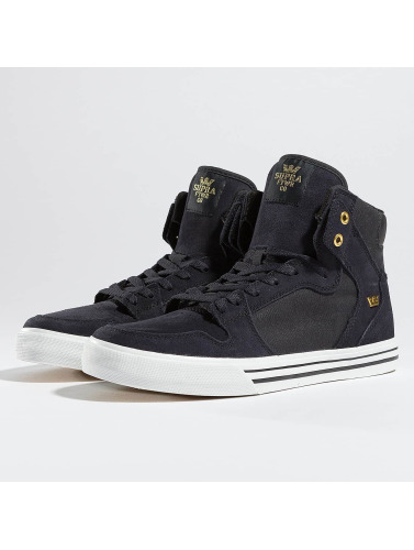 Supra Herren Sneaker Vaider in schwarz