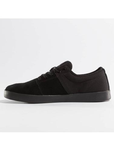 Supra Herren Sneaker Stacks II in schwarz 100% Authentisch Zu Verkaufen Outlet Rabatt Verkauf Auslass Offiziellen Rabatt Zahlen Mit Paypal GvKFo2Q4CI