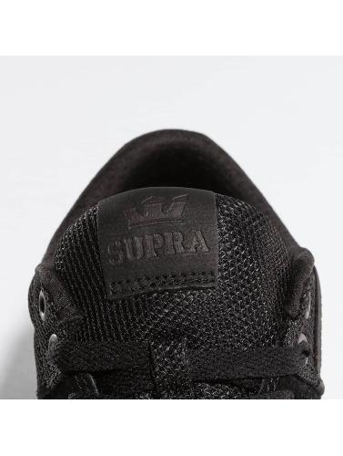 Supra Herren Sneaker Stacks Vulc II in schwarz