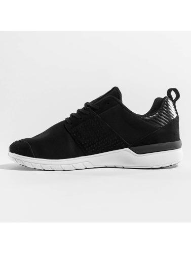 Supra Herren Sneaker Scissor in schwarz