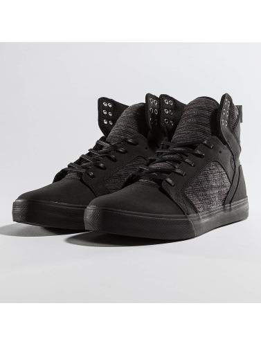 Supra Herren Sneaker Skytop in schwarz