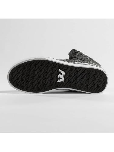 Supra Sneaker Vaider in schwarz