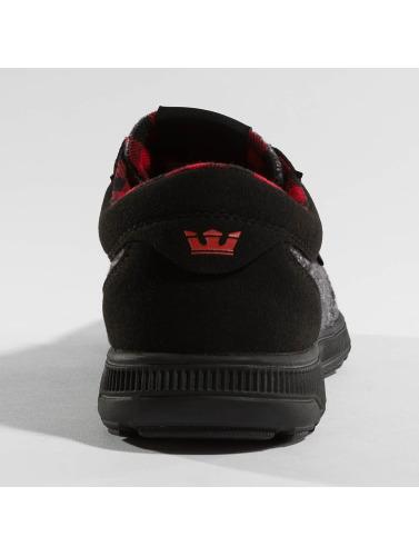 Supra Men Sneaker Hammer Run In Black