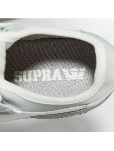 Supra Herren Sneaker Flower Run in weiß