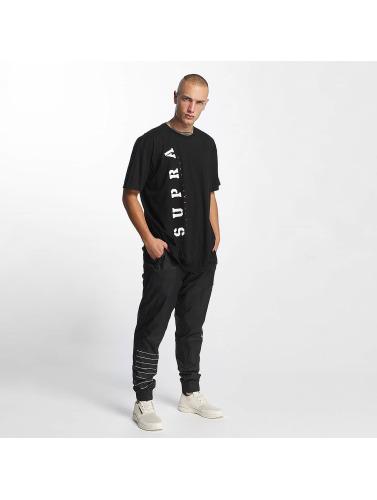 Supra Herren T-Shirt Heritage in schwarz