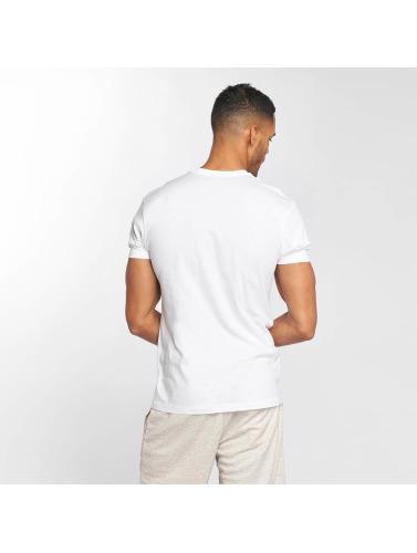 Supra Herren T-Shirt Stencil in weiß