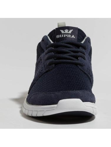 Supra Hombres Zapatillas de deporte Scissor in azul