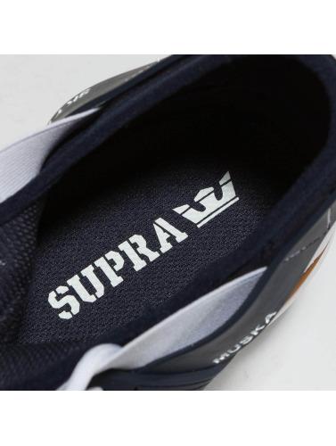 Supra Hombres Zapatillas de deporte Skytop V in azul