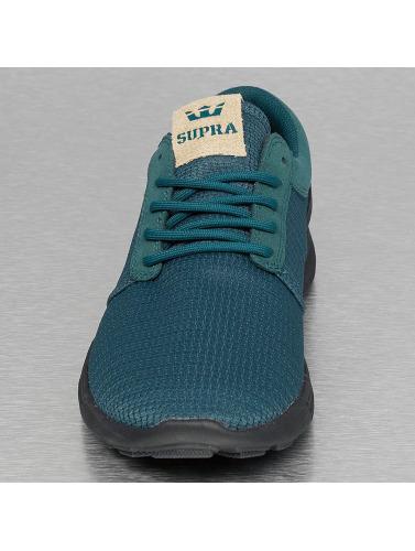 Supra Hombres Zapatillas de deporte Hammer Run in negro