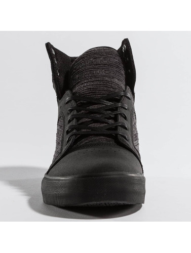 Supra Hombres Zapatillas de deporte Skytop in negro