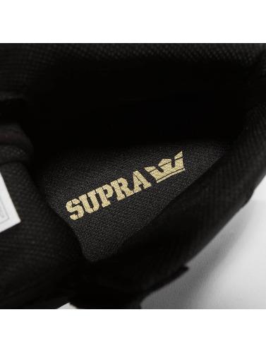 Supra Hombres Zapatillas de deporte Vaider in negro