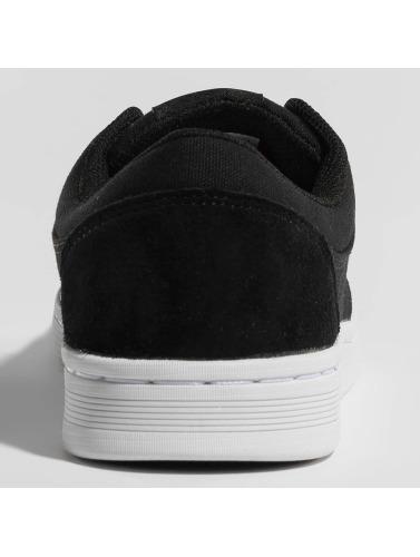 Supra Hombres Zapatillas de deporte Chino Court in negro