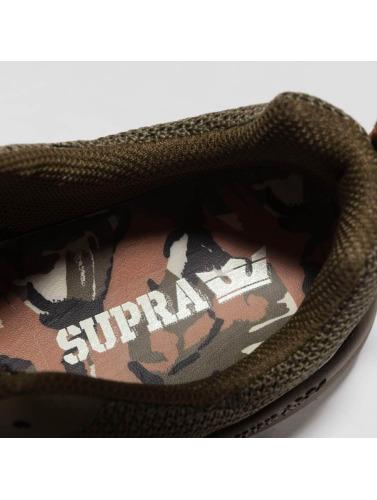 Supra Hombres Zapatillas de deporte Scissor in oliva
