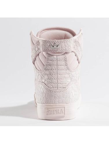 Supra Mujeres Zapatillas de deporte Skytop in rosa