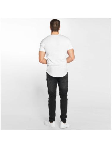 Terance Kole Hombres Camiseta Cathédrale Saint-Christophe in blanco
