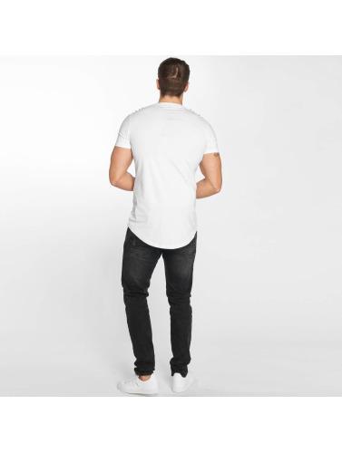Terance Kole Hombres Camiseta Cathédrale Saint-Jean-l'Évangéliste in blanco