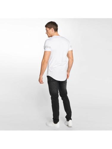 Terance Kole Hombres Camiseta Cathédrale Sainte-Cécile in blanco