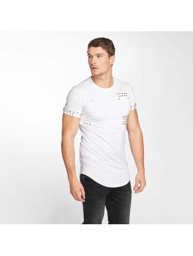 Terance Kole Hombres Camiseta Cathédrale Saint-Sauveur in blanco