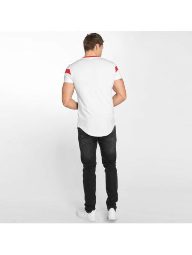 Terance Kole Hombres Camiseta Cathédrale Saint-Etienne in blanco