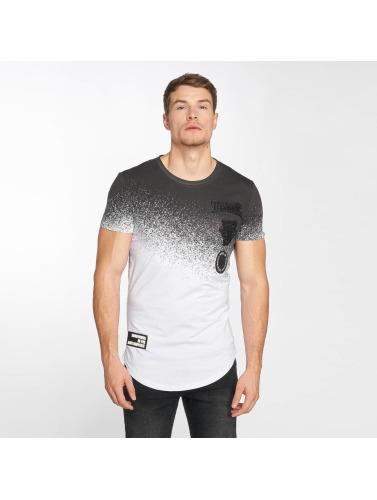 Terance Kole Hombres Camiseta Cathédrale Saint-Lazare in blanco