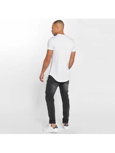 Terance Kole Hombres Camiseta Olso in blanco