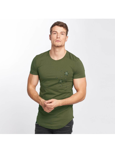 Terance Kole Herren T-Shirt London in grün