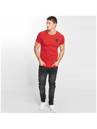 Terance Kole Herren T-Shirt Budapest in rot