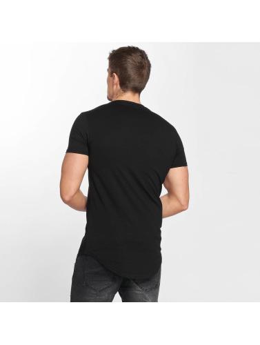 Terance Kole Herren T-Shirt Paris in schwarz
