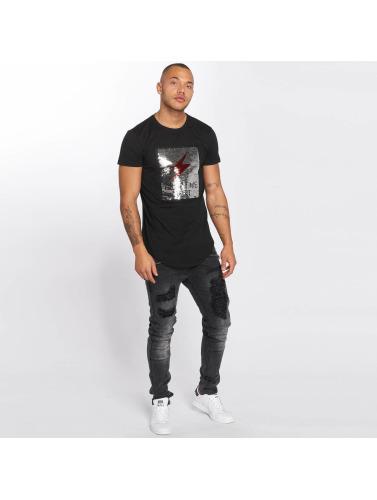 Terance Kole Herren T-Shirt Olso in schwarz
