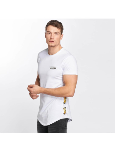 Terance Kole Herren T-Shirt Amsterdam in weiß